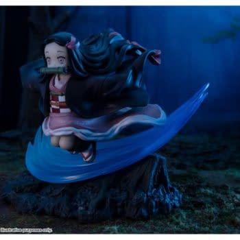 Demon Slayer Gets Two New FiguresZERO Statues from Bandai