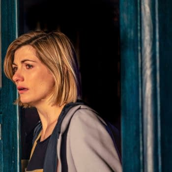 """Jodie Whittaker in """"Doctor Who"""", BBC"""
