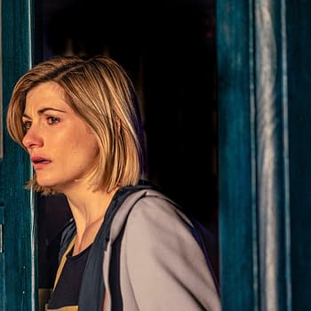 Doctor Who: Grant Morrison Pitched Eps Has Whole Season Worked Out