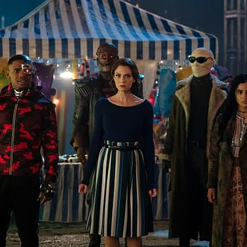 Doom Patrol Season 2 Finale Wax Patrol Waxes and Wanes: Review