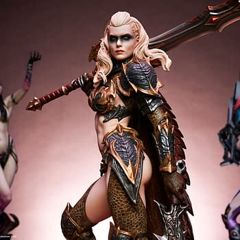 Sideshow Collectibles Unveils Original Dragon Slayer Statue