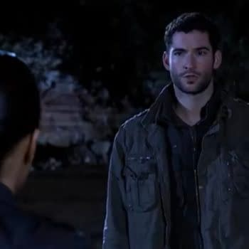 A look at Tom Ellis in Doctor Who (Image: BBC)