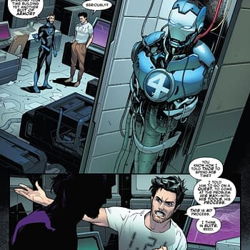 What Tony Starks New Iron Man Suit Can Do Who Its For In Empyre #5
