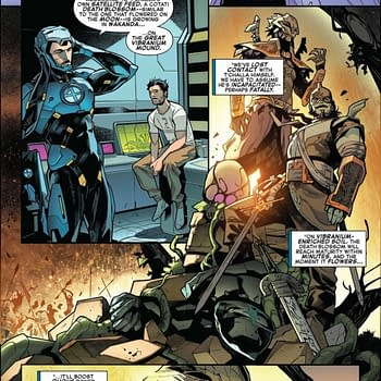Wakanda Forever Empyre #6 and Fantastic Four #23 Preview