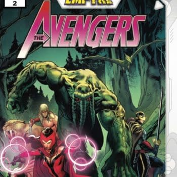 Empyre: Avengers #2 Review