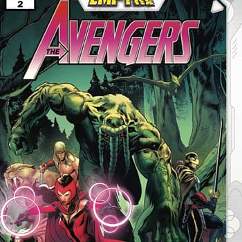 Empyre: Avengers #2 Review: A Military Composed Of Salad