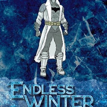 Batman and Wonder Woman Star In DC  Endless Winter