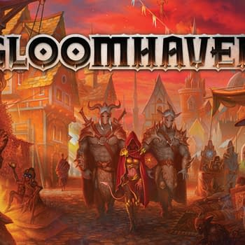Gloomhaven May Be One Of The Best-Selling Comic Books (Or Not)