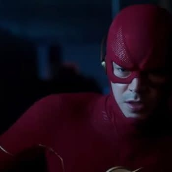 A look at the teaser trailer for The Flash season 7 (Images: screencaps)