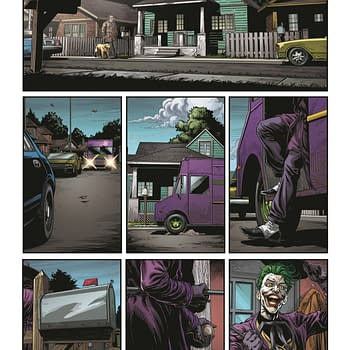 Three Pages From The Three Jokers #2 &#8211 What Will The Shock Scene Be