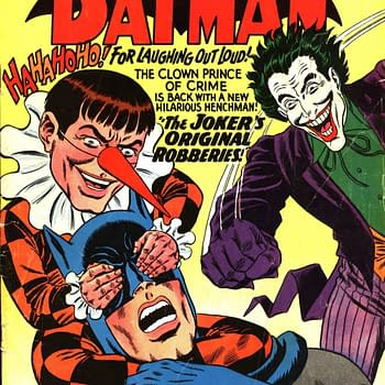 Every Appearance Of Gaggy As Seen In Batman: The Three Jokers