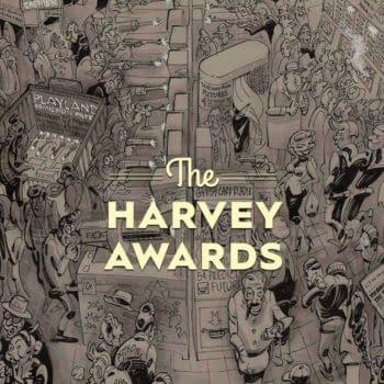 Harvey Awards 2020 Nominees, Awards Presented At October's Metaverse