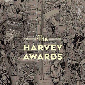 Harvey Awards 2020 Nominees Awards Presented At Octobers Metaverse
