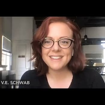 How Forbidden Planet Made V.E. Schwab Feel Far Cooler Than She Was