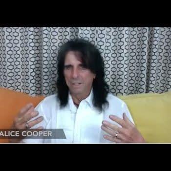 Alice Cooper Forbidden Planet