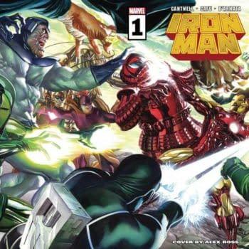 God or Man? Christopher Cantwell Talks Upcoming Iron Man Run
