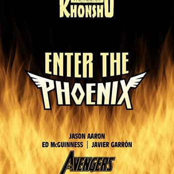 Jason Aaron Ed McGuinness Javier Garron Enter The Phoenix in Avengers