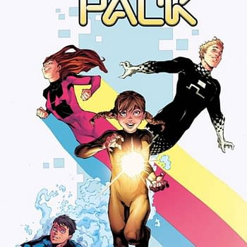 Marvel Comics Reschedule Power Pack Launch For November Officially