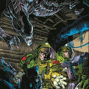 Marvel To Publish Aliens Omnibus Of Dark Horse Comics