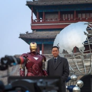 When Iron Man 3 Shot Was Leaked to the Press