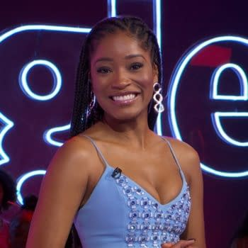 Keke Palmer has joined the voice cast of The Proud Family: Louder and Prouder (Image: MTV/Quibi)