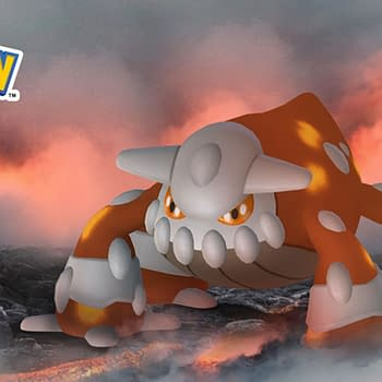 Heatran Raid Guide: Catch This Fire/Steel-Type Beast