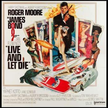 007 Bond Binge: Live and Let Die begins Moore era with Blaxploitation