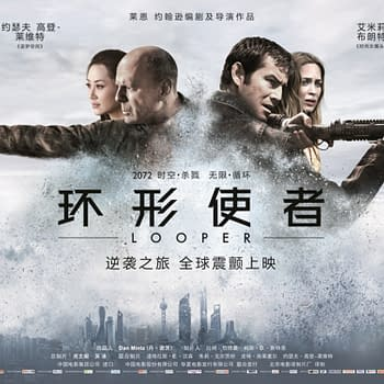 Looper Showed China Its Future to Get Time Travel Past Censors
