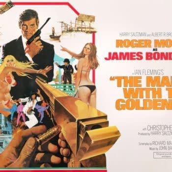 007 Bond Binge: The Man With the Golden Gun Takes Aim w Christopher Lee