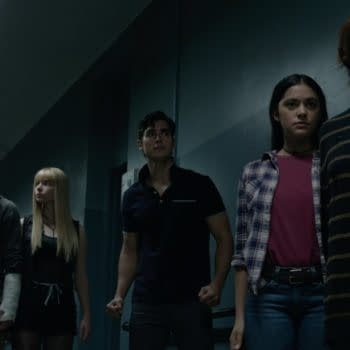 Another New TV Spot for The New Mutants Teases More Footage
