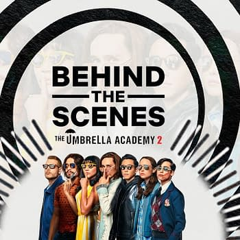 The Umbrella Academy Podcast: Gerard Way Emmy Raver-Lampman &#038 More
