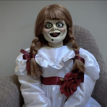 Annabelle In Quarantine Shows Us What The Evil Doll Is Up To