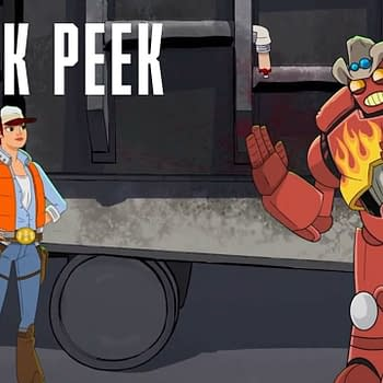 Dallas and Robo on Stock Cars Sidekicks &#038 Dismembered Hands: Preview
