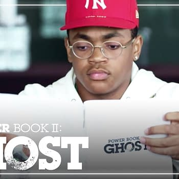 Power Book II: Ghost Offers Behind-the-Scenes Look at STARZ Spinoff