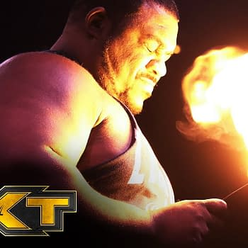 WWE NXT 8/11/20 Report Part 1: A Really Hot Keith Lee Contract Signing