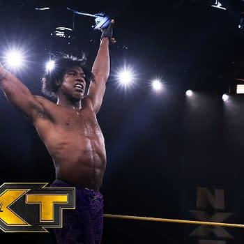 WWE NXT 8/11/2020 Report Part 2: Velveteen Dream KUSHIDA Nightmare