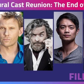 Supernatural Cast Reunion - The End of the Road