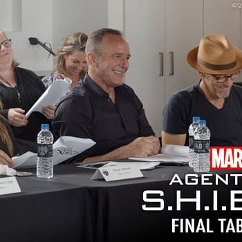 Agents of S.H.I.E.L.D. Team Gathers for The Final Table