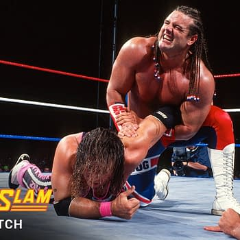 Why Bret Harts SummerSlam Match with British Bulldog Was the GOAT