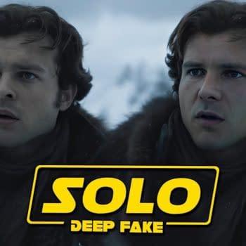 Solo Star Wars Deepfake Swaps Aiden Ehrenreich with Harrison Ford
