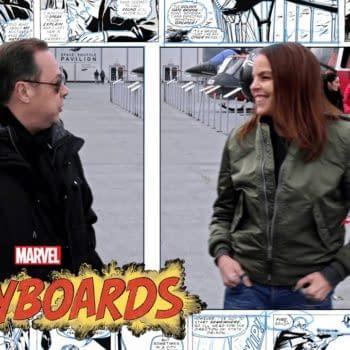 Margaret Stohl & The Life of Captain Marvel | Marvel's Storyboards