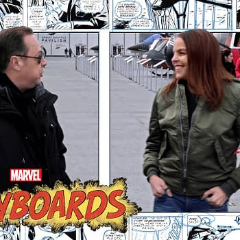 Marvels Storyboards: Margaret Stohl Joe Quesada Talk Captain Marvel