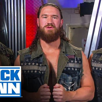 WWE Hoping Everyone Has Forgotten About Forgotten Sons BLM Tweet