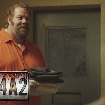 NOS4A2 Season 2 Deleted Scene: Bing Finds Time to Meet His Cellmate