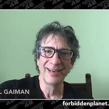 Neil Gaiman On Forbidden Planet Becoming His Haunt