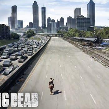 The Walking Dead Season 1 Memories: Auditions Hair Karaoke &#038 More
