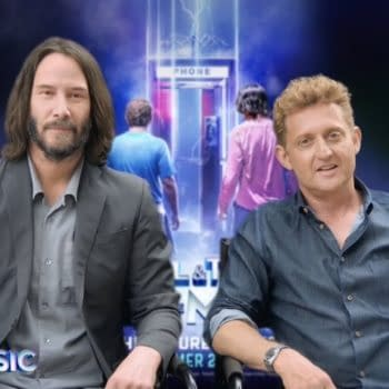 Bill & Ted Face the Music Stars Keanu Reeves, Alex Winter Thank Fans