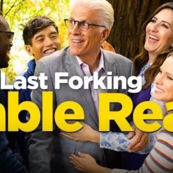 Finale Table Read - The Good Place