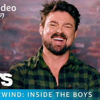 The Boys Season 1 Recap: Eric Kripke Karl Urban Aisha Tyler &#038 More