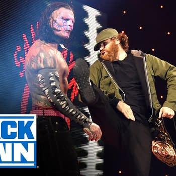 WWE Smackdown &#8211 Sami Zayn Returns&#8230 But Where Has He Been